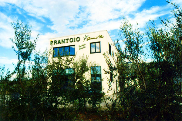 Visits to frantoio